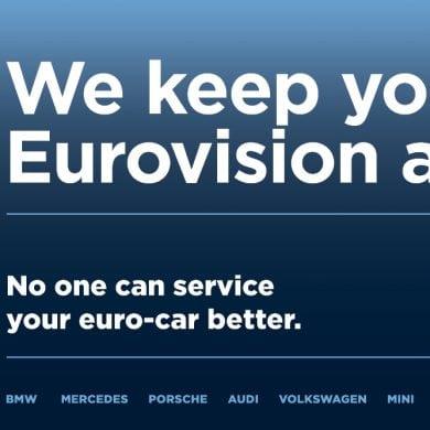 Eurotechnik Billboard campaign